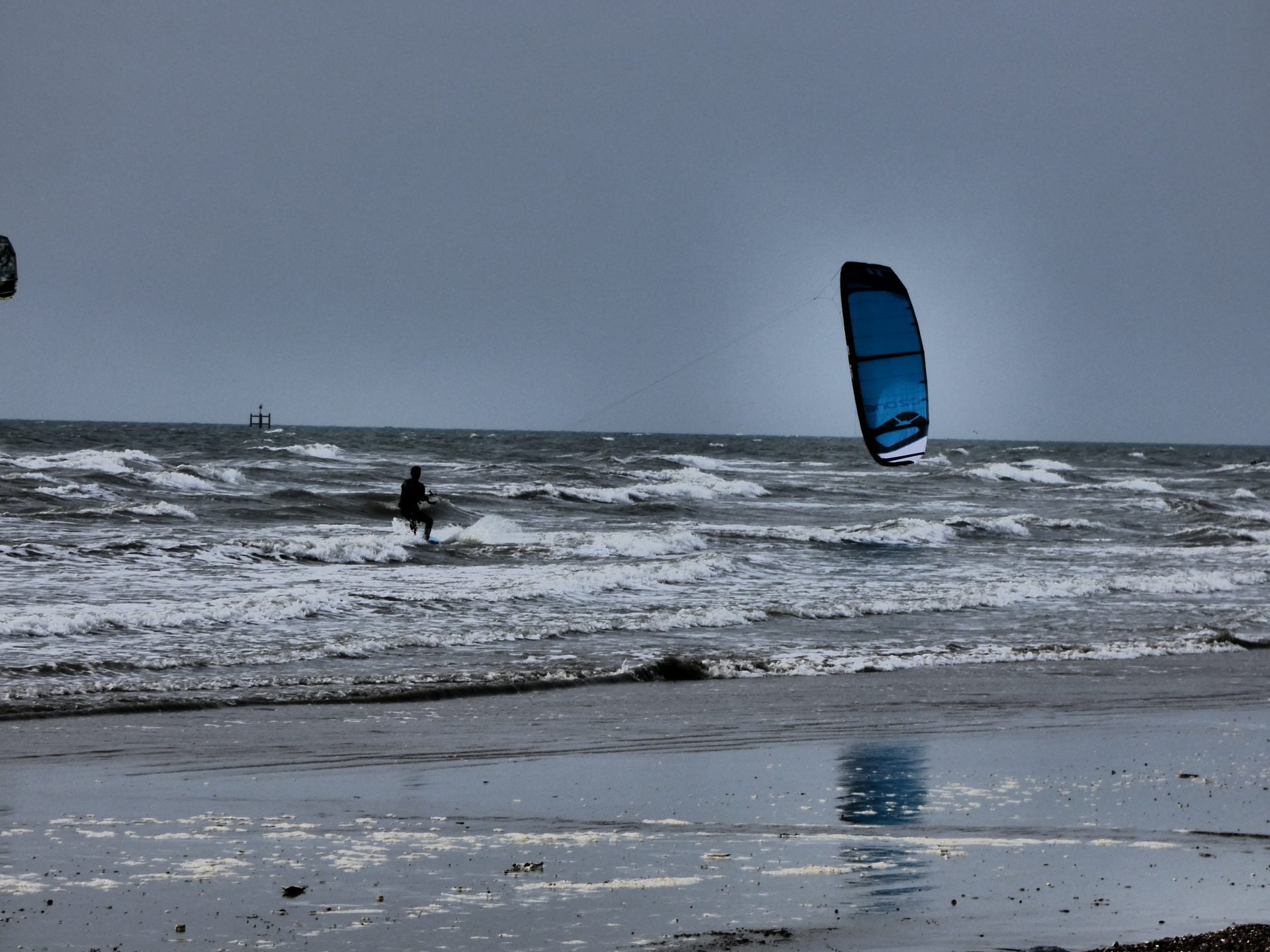 Kitesurfing Sussex