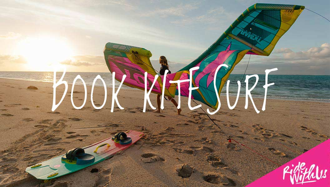 Book Kitesurf Lessons