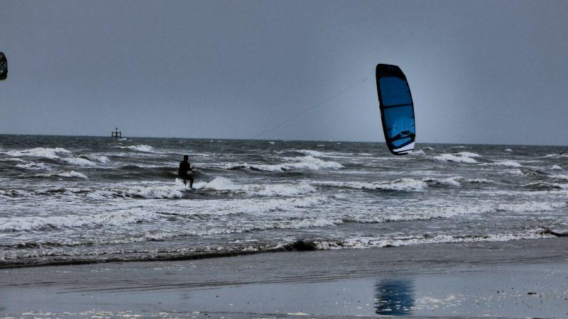 Kitesurfing Sussex